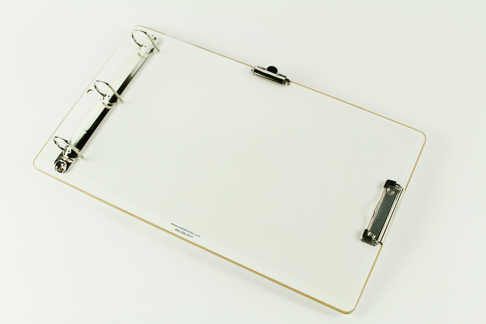 Ring Binder Clipboard   X
